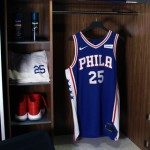 Sixers Maillot