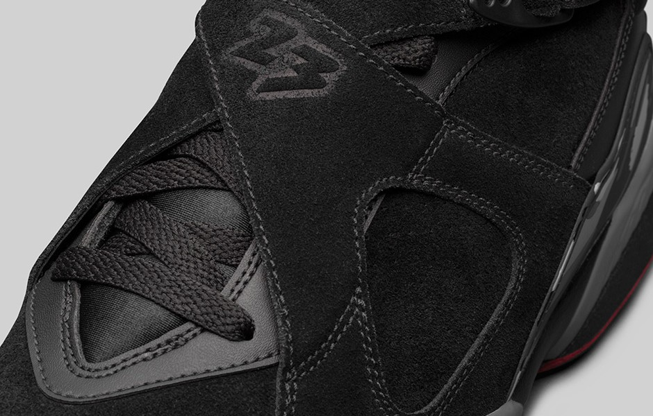 Air Jordan 8 Black Cement