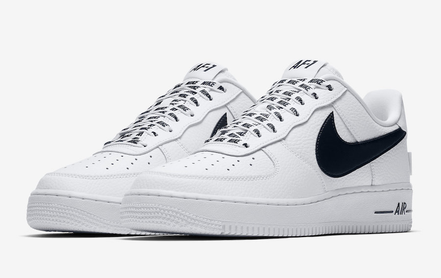 Nike Air Force 1 Low Statement Game Pack : le coup de tampon ...
