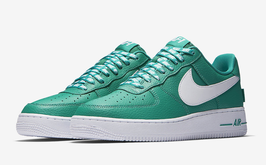 new style 401ff 19041 switzerland nike air force 1 07 se premium w chaussures vert dans le shop  weare 48e49 bd4b6  where to buy nike air force 1 low statement game pack  c6b6f ...
