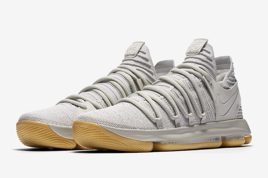 Nike KD 10 Light Bone