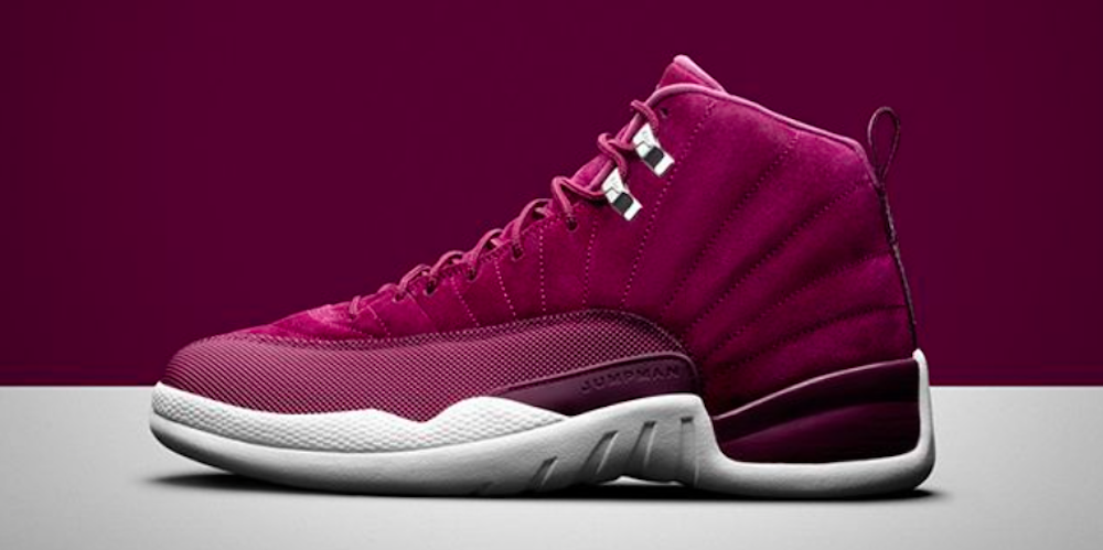 ... Air-Jordan-12-Bordeaux-5-1 ...