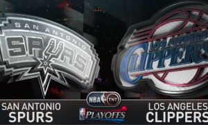 Spurs clippers