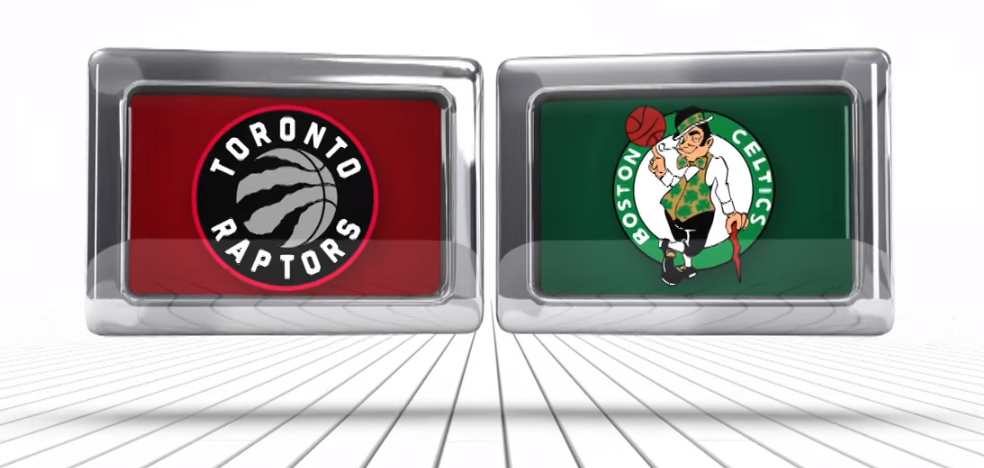 Boston Celtics Toronto Raptors