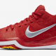 Nike Kyrie 3 Red Suede
