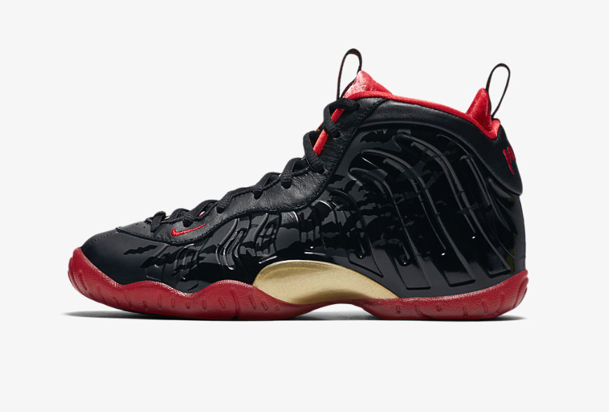 promo code 42a97 a0f33 Nike Little Posite One Vamposite ...