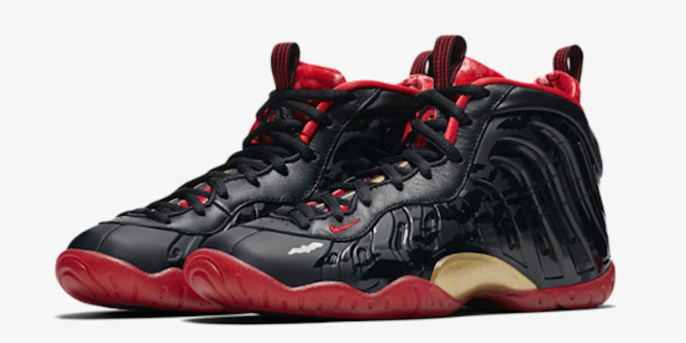 Nike Little Posite One Vamposite