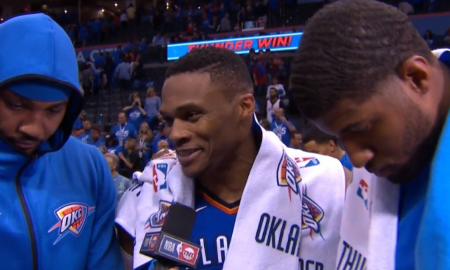 Thunder Big Three