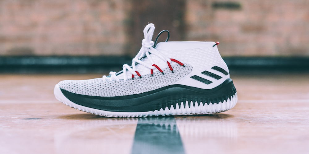 new arrival d8ab8 455c3 adidas dame 4 Rip City