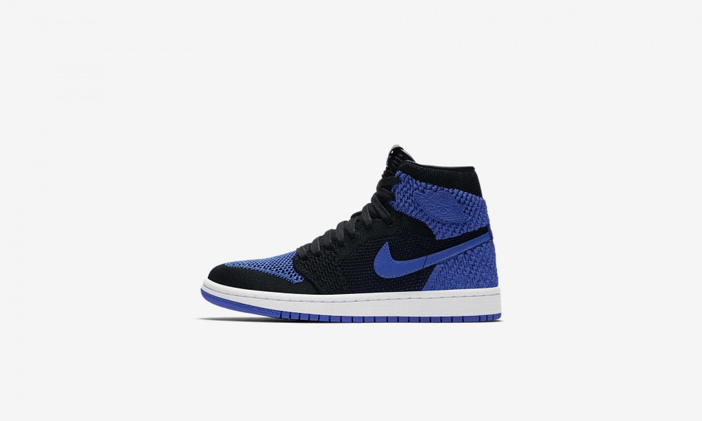 "Air Jordan 1 Retro Hi Flyknit ""Royal"""