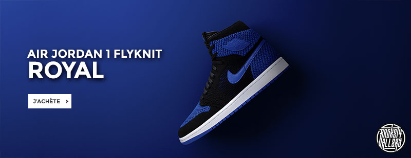 Air Jordan 1 High Retro Flyknit Royal