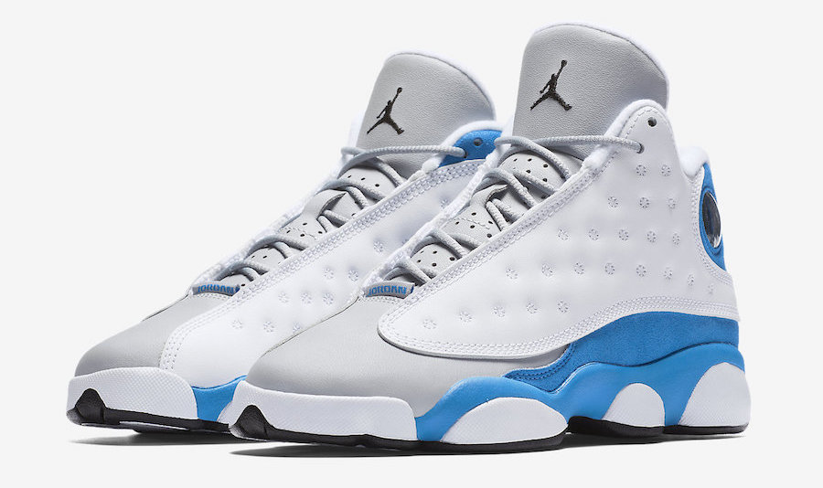 Air Jordan 13 GS Italy Blue