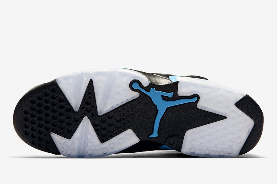 Air Jordan 6 UNC North Carolina
