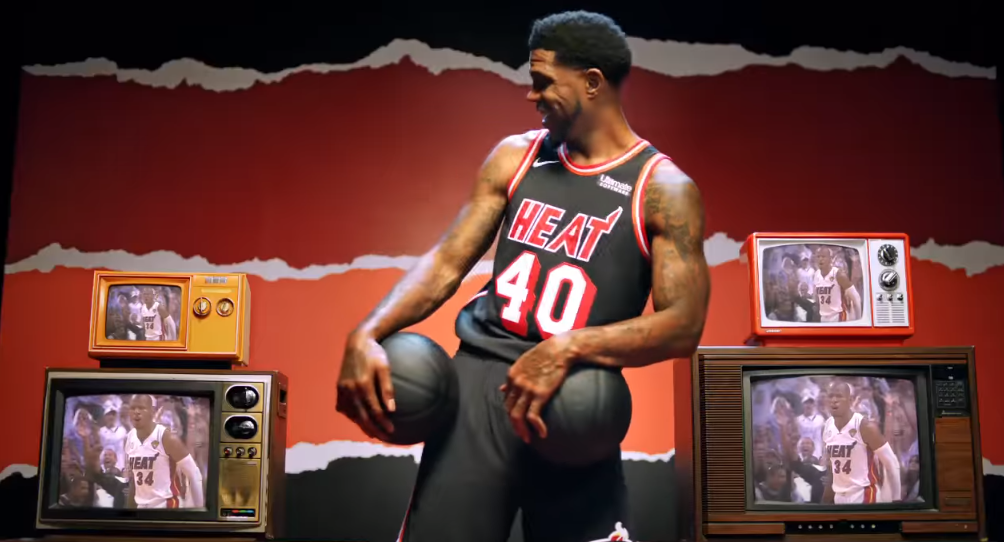 Miami Heat Haslem