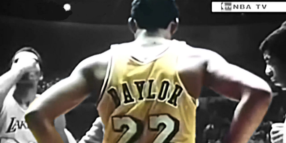 Playoffs revival Elgin Baylor