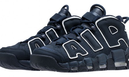Nike Air More Uptempo Obsidian