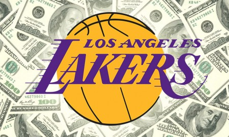 pari Salaires Los Angeles Lakers