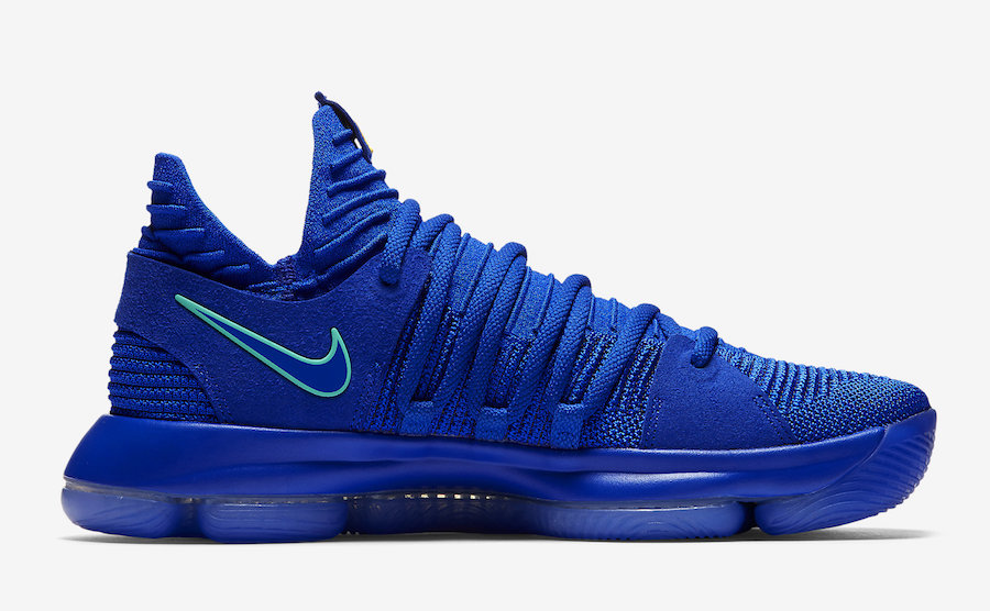 Nike KD 10 City Edition