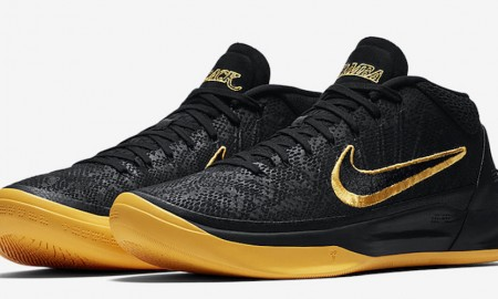 "Nike Kobe A.D. Mid Black Mamba ""City Edition"""