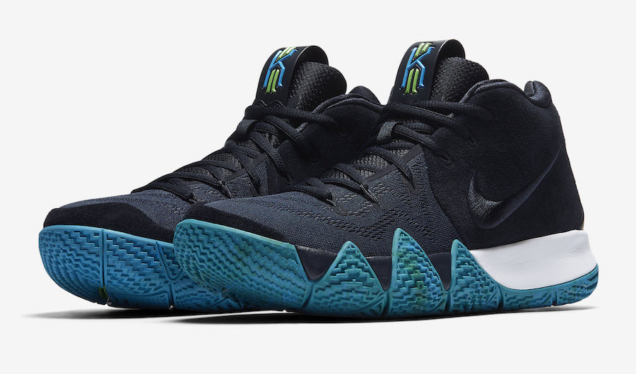 "Nike Kyrie 4 ""The Brains"""
