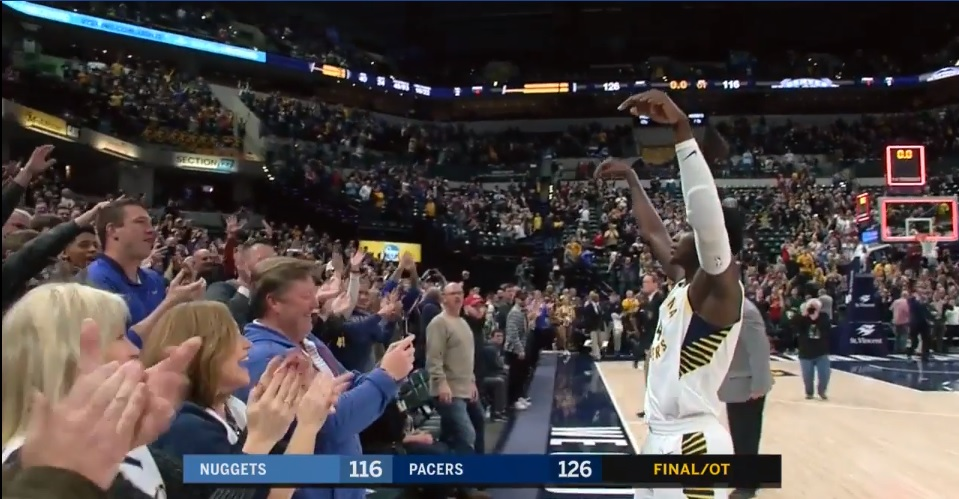 Pacers - Victor Oladipo