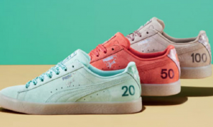 Puma Clyde Canadian Currency Pack