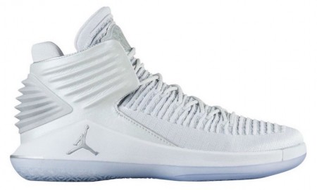 Air Jordan 32 Pure Platinum