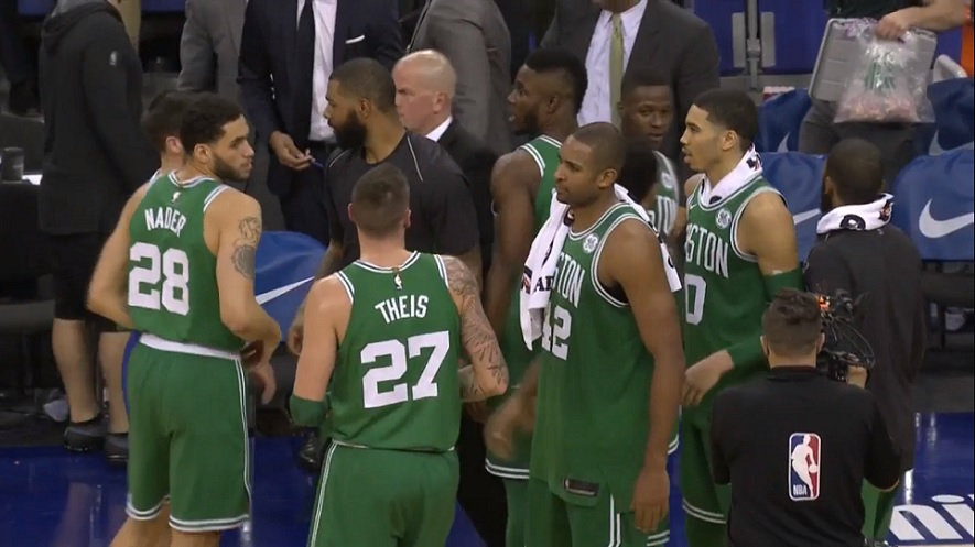 Celtics - Global Games