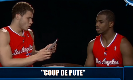 Chris Paul blake griffin