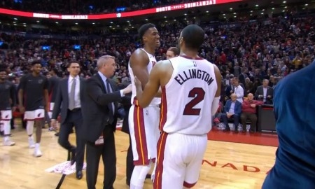 Heat - Hassan Whiteside - Wayne Ellington