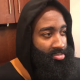 James Harden 25 janvier 2020