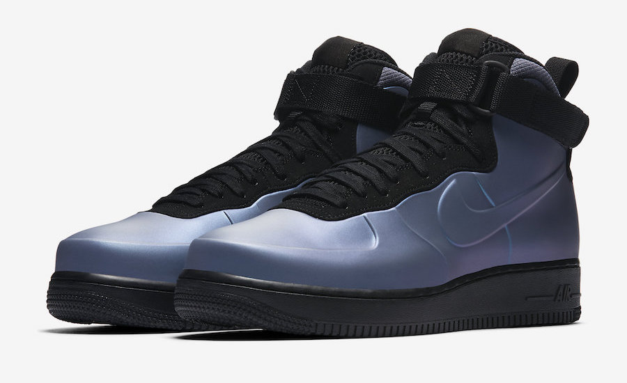 Nike Air Force 1 Foamposite Light Carbon