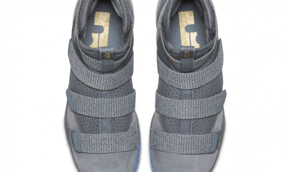 Nike LeBron Zoom Soldier 11 Cool Grey
