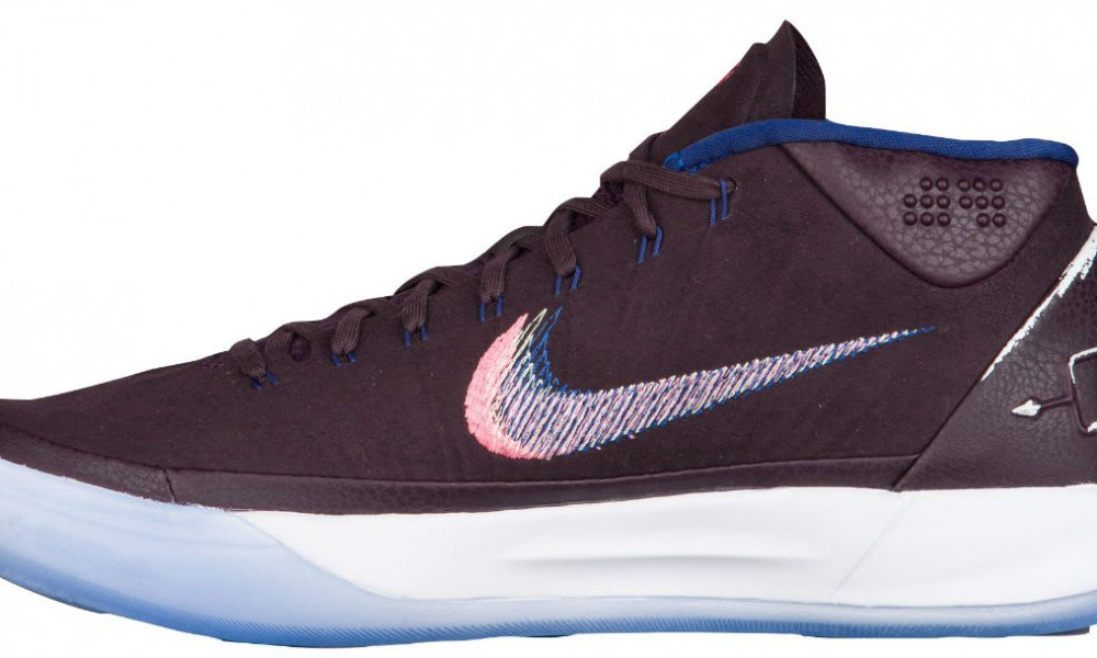 Nike Kobe A.D. Mid Port Wine