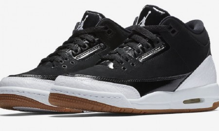 Air Jordan 3 GS Black Gum
