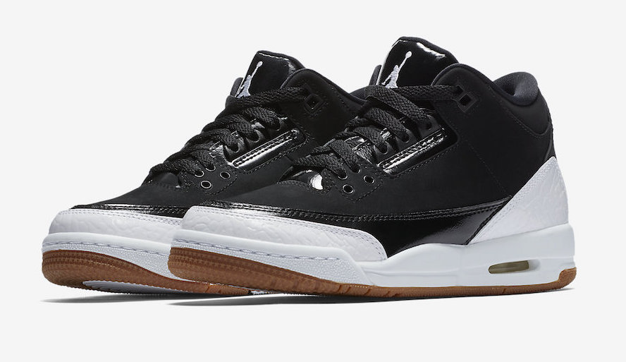 Air Jordan 3 GS Black Gum ...