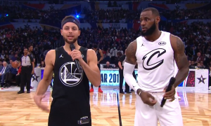 lebron curry All-Star