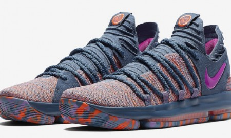 Nike KD 10 All-Star Santa Monica