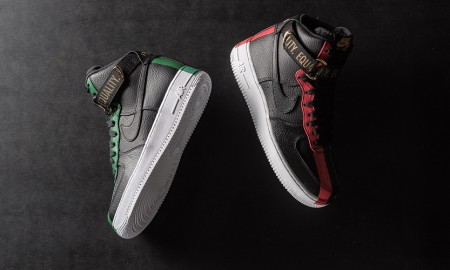 Nike Air Force 1 High BHM