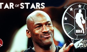 Michael jordan Star of Stars