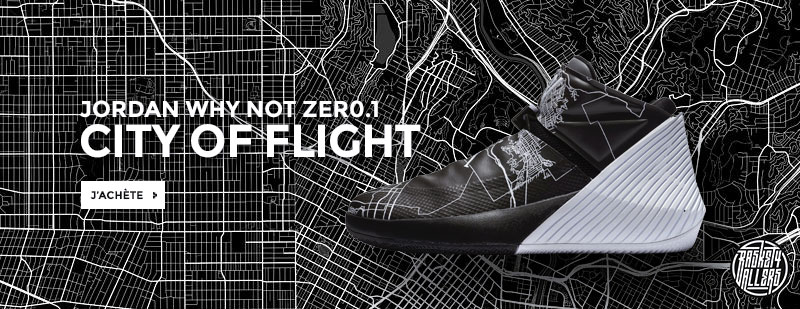 Jordan Why Not Zer0.1 City of Flight