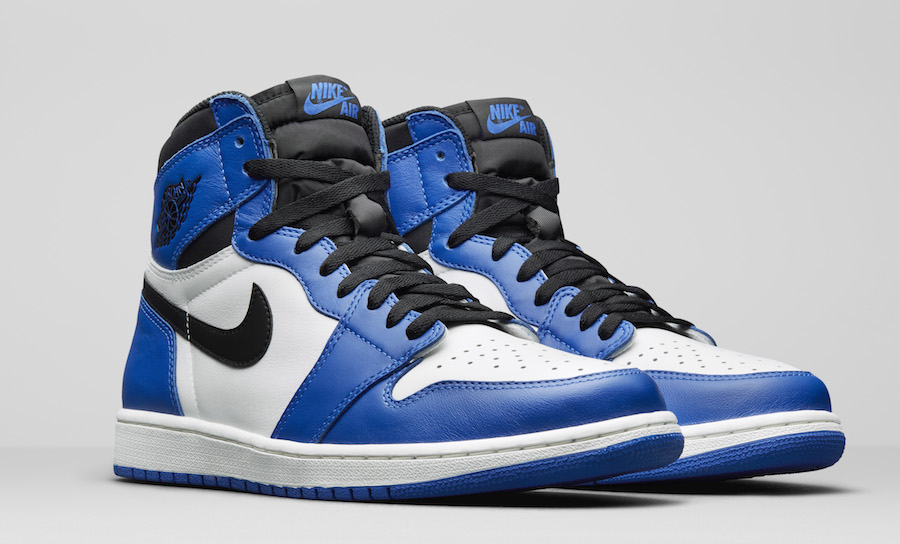 Air Jordan 1 Retro High OG Game Royal : le modèle Chicago ...