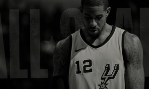 LaMarcus Aldridge Spurs