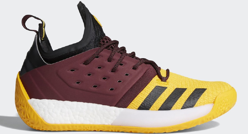 adidas harden vol. 2 March madness