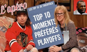 Top 10 moments préférés de Playoffs