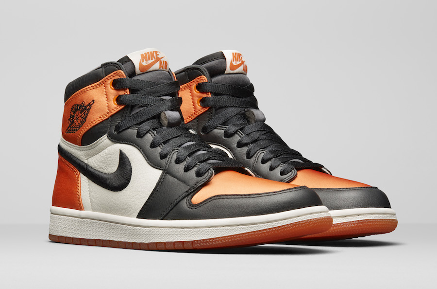 ... Air Jordan 1 WMNS Satin Shattered Backboard ...