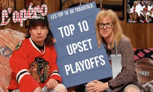 Top 10 Upset Playoffs all-time