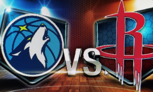 Rockets Timberwolves