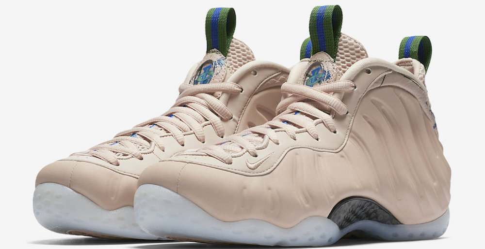 One Coloris Air BeigeSecond Nike Wmns Féminin Particle Foamposite OXn0w8Pk