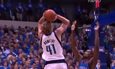 Playoffs revival Dirk Nowitzki